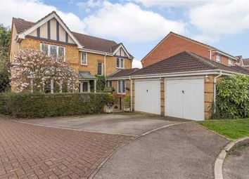 Thumbnail 4 bedroom detached house for sale in Priory Way, Langstone, Newport