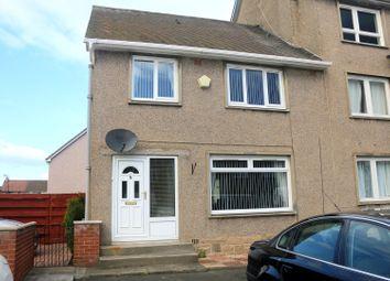 Thumbnail 3 bed end terrace house for sale in Castle Road, Prestonpans