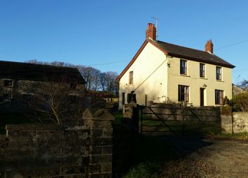 Thumbnail 5 bed farmhouse to rent in Maesymeillion, Llandysul, Ceredigion, West Wales