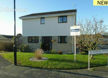 Thumbnail 3 bed link-detached house for sale in St Georges Avenue, Dunsville, Doncaster.