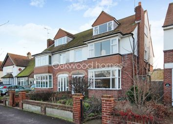 Thumbnail 5 bed semi-detached house for sale in Westbrook Avenue, Margate