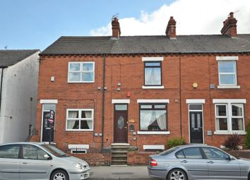 Thumbnail 2 bedroom terraced house for sale in Leeds Road, Outwood, Wakefield