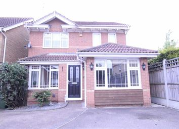 Thumbnail 4 bedroom detached house to rent in Cunningham Drive, Wickford, Essex