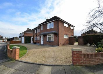 Thumbnail 4 bed property for sale in Eastbourne Way, Scartho, Grimsby