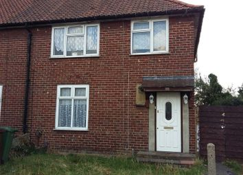 Thumbnail 3 bedroom end terrace house to rent in Becontree Avenue, Becontree, Dagenham