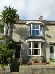 Thumbnail 3 bed terraced house for sale in New Road, Newlyn, Penzance