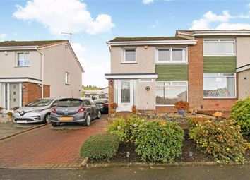 Thumbnail 3 bed semi-detached house for sale in Ben Wyvis Drive, Paisley