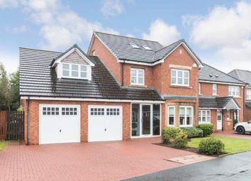 Thumbnail 4 bed detached house for sale in Pentland Road, Lindsayfield, East Kilbride, South Lanarkshire
