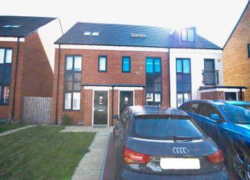 Thumbnail 3 bedroom terraced house for sale in Maynard Street, Great Park, Newcastle