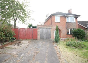 Thumbnail 3 bed detached house for sale in Himbleton Road, St Johns, Worcester