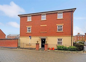 Thumbnail 4 bedroom town house for sale in Alderley Road, Redhouse, Swindon