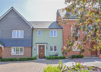 Thumbnail 3 bed terraced house for sale in Clements Close, Puckeridge, Hertfordshire