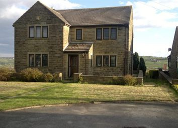 Thumbnail 4 bed detached house for sale in Hill Top Road, Thornton, Bradford