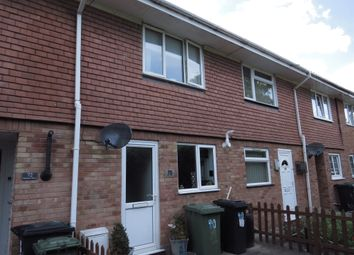 Thumbnail 2 bed terraced house for sale in Sandown Drive, Hereford