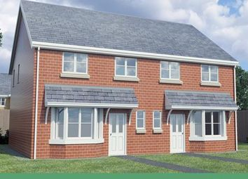 Thumbnail 3 bed semi-detached house for sale in Peacehaven, Tredegar
