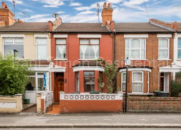 Thumbnail 3 bed terraced house for sale in Hermitage Road, Finsbury Park, London