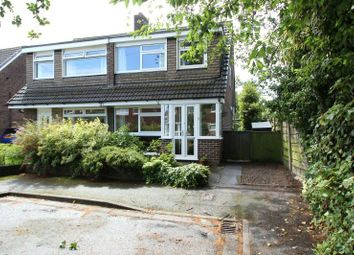 Thumbnail 3 bed semi-detached house for sale in Astbury Close, Altrincham