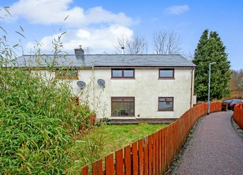 Thumbnail 4 bed semi-detached house for sale in Lady Margaret Drive, Corpach, Fort William, Inverness-Shire
