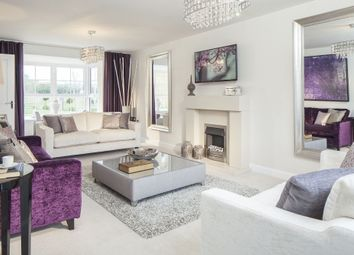 "Thumbnail 5 bedroom detached house for sale in ""Warwick"" at Loughor Road, Gorseinon, Swansea"
