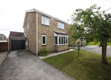 Thumbnail 4 bed detached house for sale in 17, Wheat Croft, Worksop, Nottinghamshire