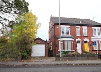 Thumbnail 4 bed semi-detached house for sale in Longhurst Lane, Marple Bridge, Stockport