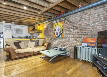 Thumbnail 2 bed flat for sale in Burma Mills, Butlers & Colonial Wharf, London
