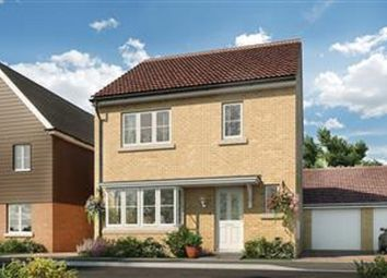 Thumbnail 4 bed detached house for sale in Portland Way, Off Bramford Road, Great Blakenham, Suffolk