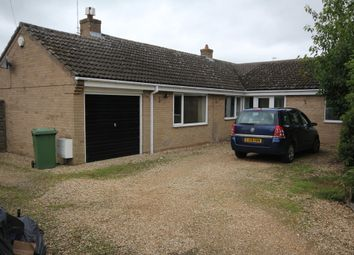 Thumbnail 4 bed detached bungalow to rent in College Close, Great Casterton, Stamford