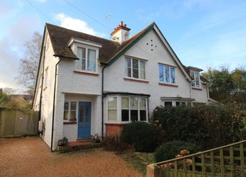 Thumbnail 3 bed semi-detached house for sale in Causton Road, Cranbrook, Kent
