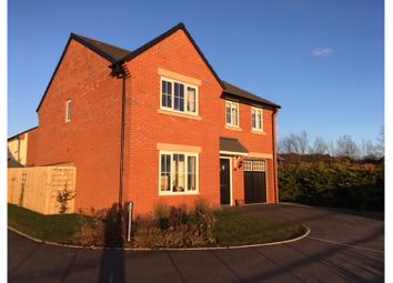 Thumbnail 4 bed detached house for sale in Brambling Close, Kelsall