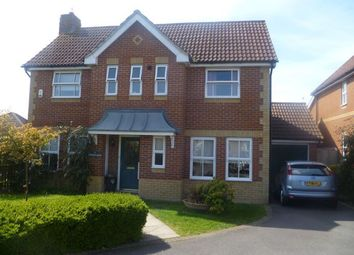 Thumbnail 3 bed detached house to rent in Dunnock Road, Kennington, Ashford