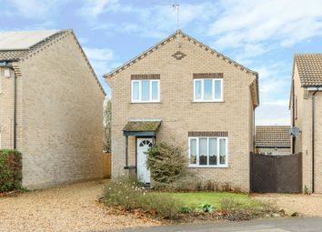 Thumbnail 4 bed detached house for sale in Lomax Drive, Brampton, Huntingdon