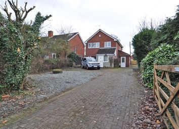 Thumbnail 3 bed detached house to rent in Worcester Road, Wychbold, Droitwich