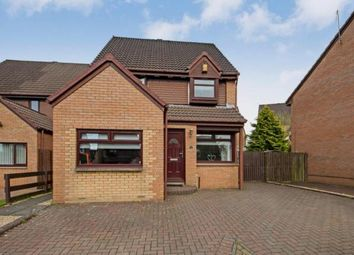 Thumbnail 3 bed detached house for sale in Micklehouse Place, Baillieston, Glasgow, Lanarkshire