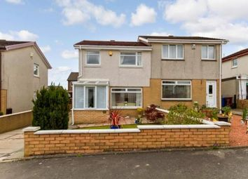 Thumbnail 3 bed semi-detached house for sale in Mcmillan Way, Law, Carluke, South Lanarkshire