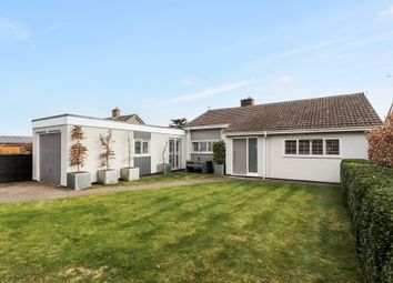 Pettitts Lane, Dry Drayton, Cambridge CB23. 3 bed detached bungalow for sale