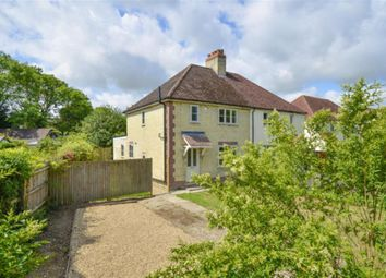 Thumbnail 3 bed semi-detached house for sale in Hauxton Road, Little Shelford, Cambridge