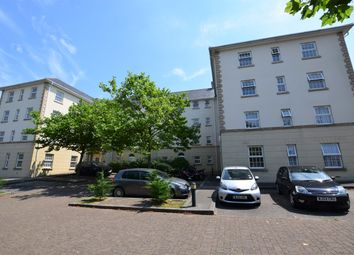 Thumbnail 2 bed flat for sale in Emily Gardens, Greenbank, Plymouth, Devon