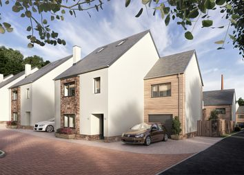 Thumbnail 5 bedroom detached house for sale in The Redwood, Stowford Mill, Ivybridge