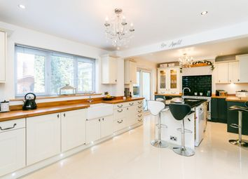 Thumbnail 4 bed detached house for sale in Burrough Way, Lutterworth, Leicestershire