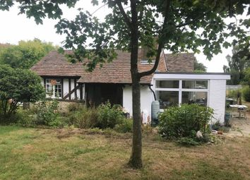 Thumbnail 3 bed detached bungalow to rent in Church Lane, Hamstreet, Ashford