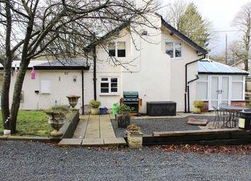 Thumbnail 2 bed cottage to rent in Wharf House, Llanbadarn Fynydd, Llandrindod Wells, Powys