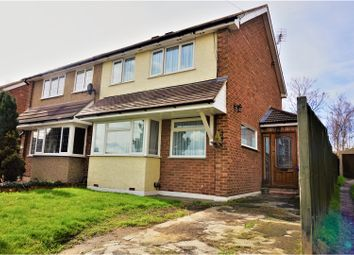 Thumbnail 3 bed semi-detached house for sale in Chichester Close, South Ockendon