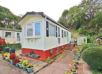 Thumbnail 1 bedroom mobile/park home for sale in Barkby Thorpe Lane, Thurmaston, Leicestershire