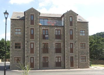 Thumbnail 2 bedroom flat to rent in Victoria Mills, Woodhead Road, Holmfirth