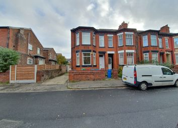 Thumbnail 3 bed terraced house to rent in Kensington Avenue, Manchester