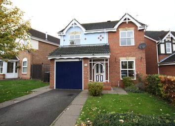 Thumbnail 4 bed detached house for sale in Eagle Drive, Sleaford, Lincolnshire