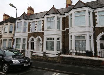 Thumbnail 5 bed terraced house for sale in Malefant Street, Cardiff, Caerdydd