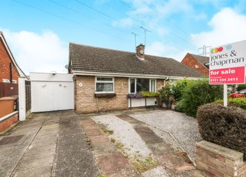 Thumbnail 2 bed semi-detached bungalow for sale in Sutherland Drive, Bromborough, Wirral