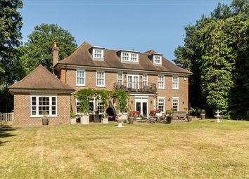 Thumbnail 7 bedroom detached house for sale in The Warren, Tadworth, Surrey